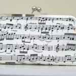 CLUTCH PURSE Sheet music pr..